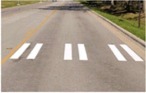 Crosswalks Type Bar Pair