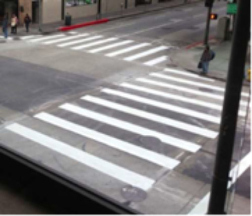 Crosswalks Type Continental