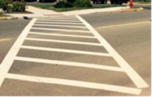 Crosswalks Type Diagonal