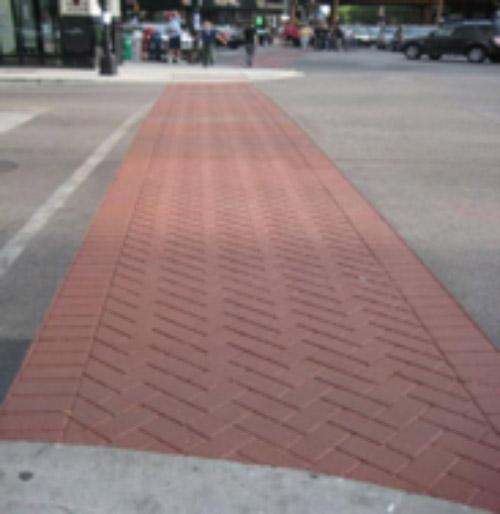 Crosswalks Type Solid